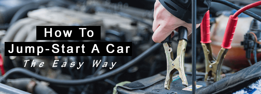 How to Jump Start a Car the Easy Way