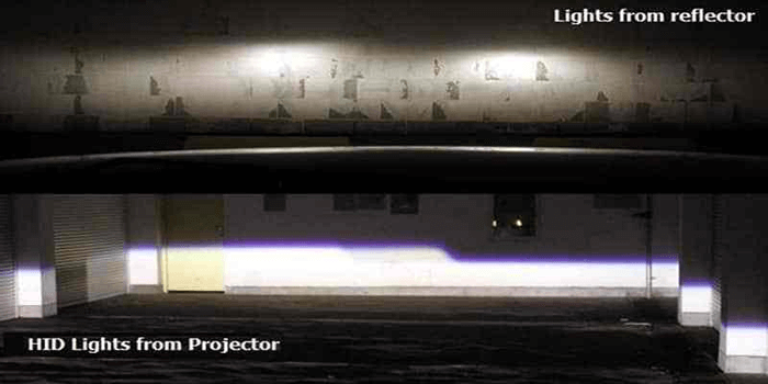 XenonPro - Projector vs Reflector Headlights Housing
