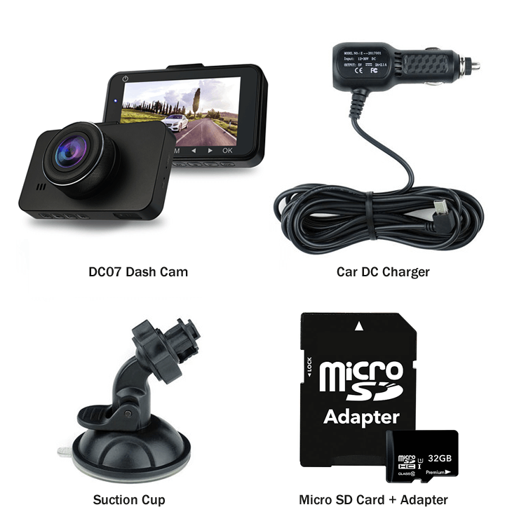 XenonPro.com - Dash Cams Kit