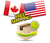 Free Shipping to USA & Canada