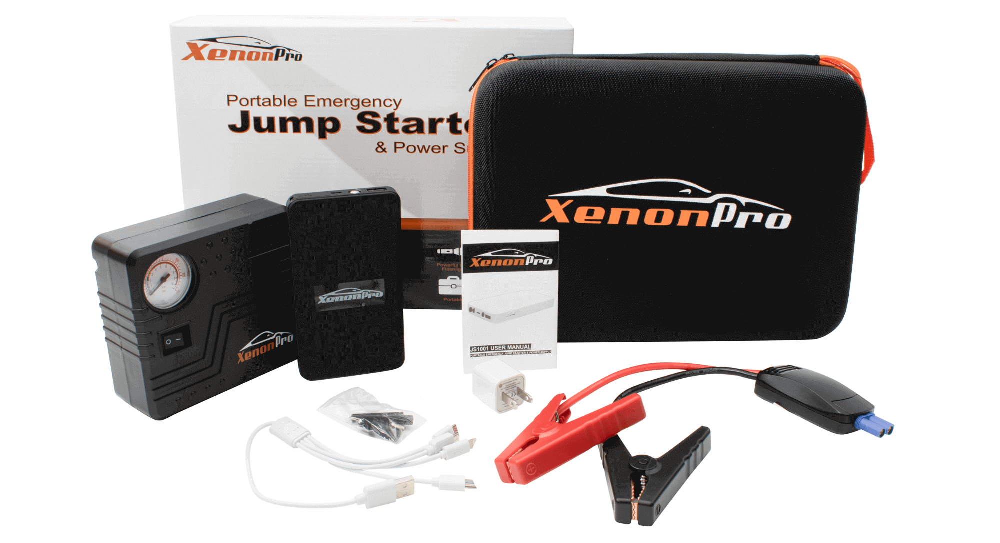 XenonPro.com - JS1001 What's Included