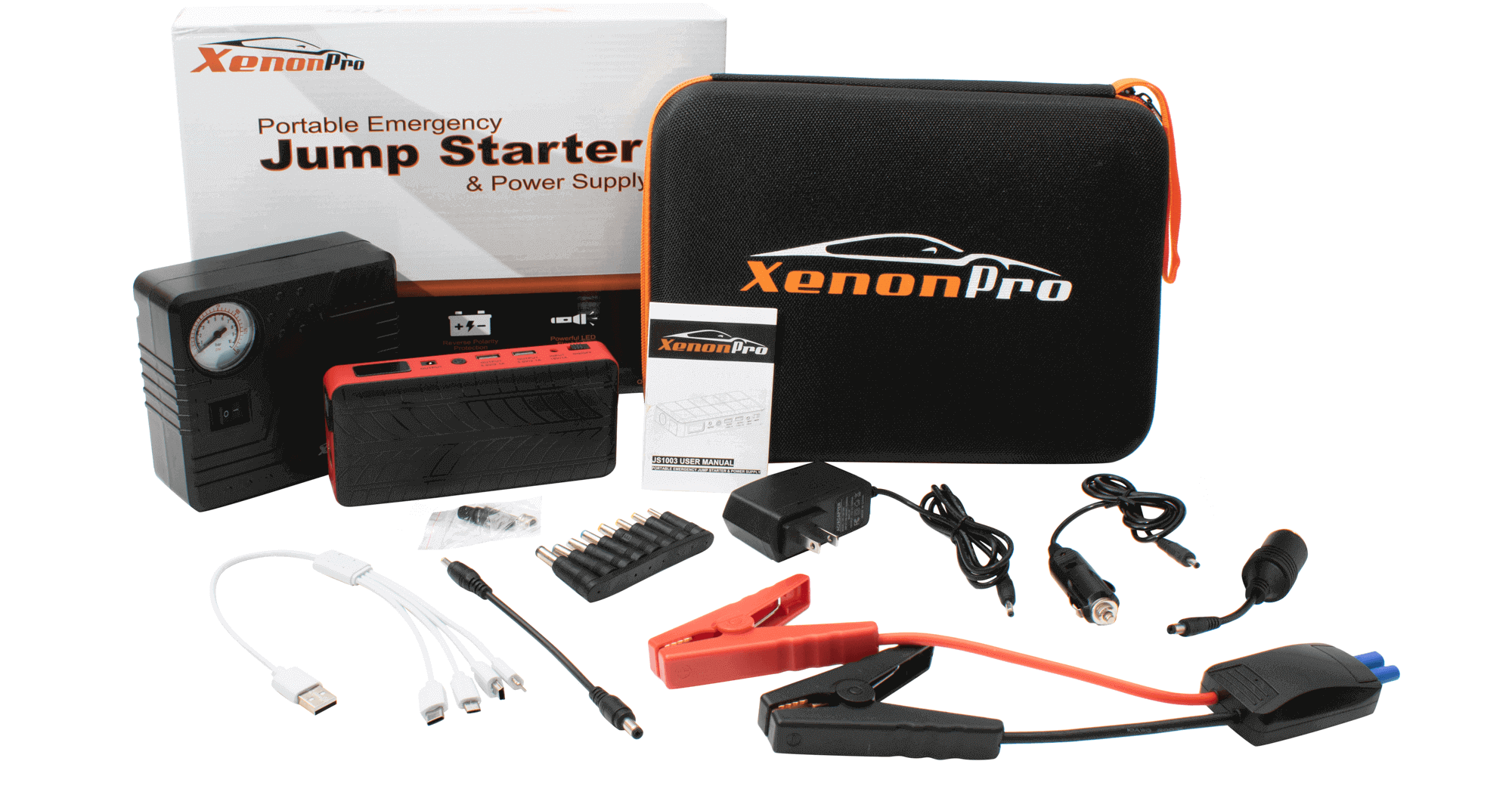 XenonPro.com - JS1003 What's Included