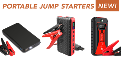 NEW - Portable Jump Starters - XenonPro