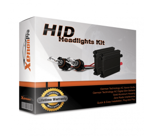 Xenon HID Headlights Kit - XenonPro
