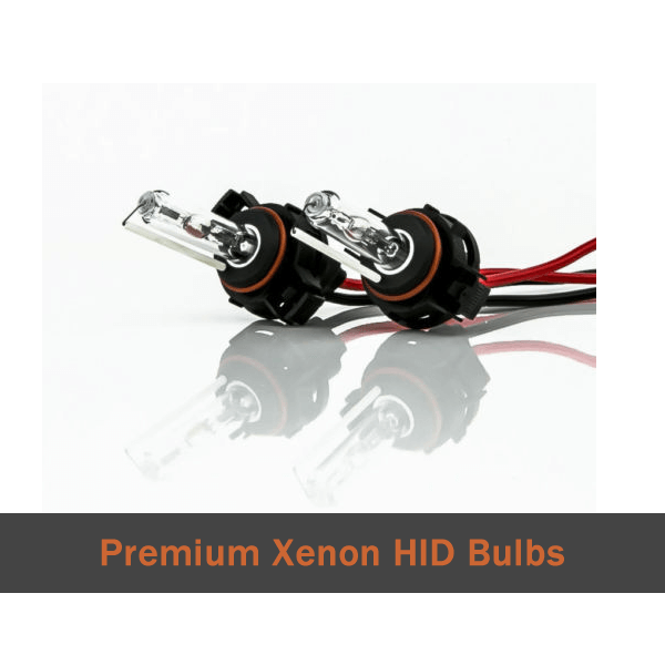 Xenon HID Headlights Bulbs