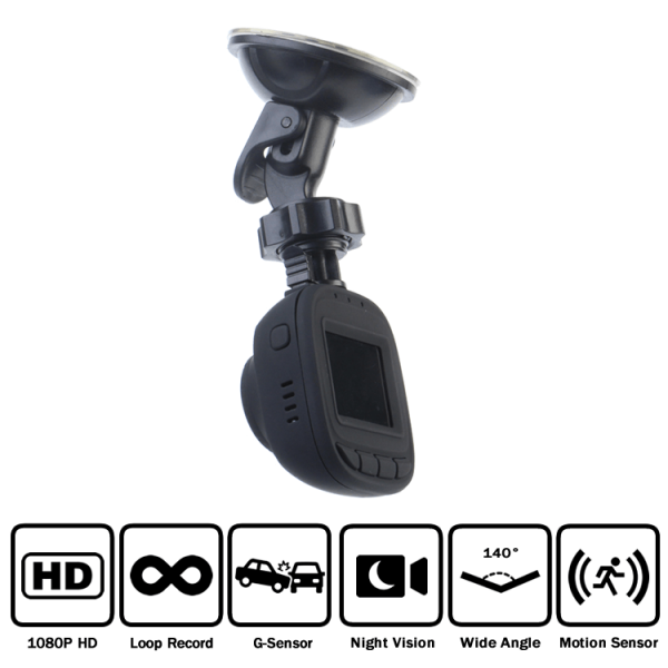DC01 - Dash Cam Suction Cup - XenonPro