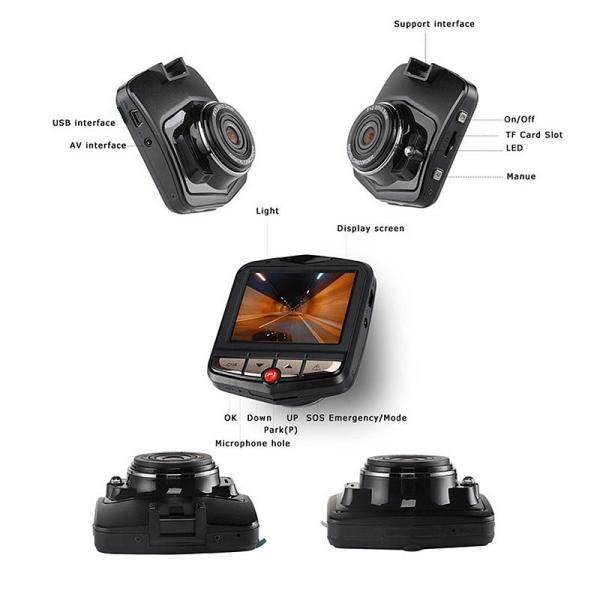 Dash Cam Specs (DC4) - XenonPro