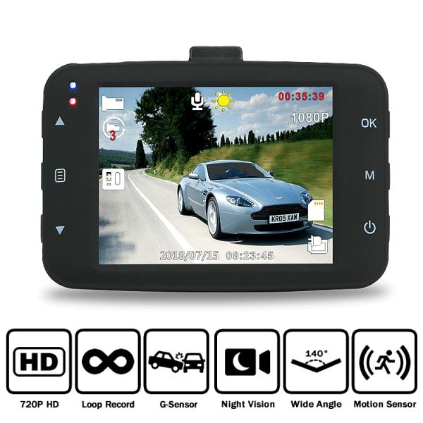 Dash Cam Back (DC06) - XenonPro
