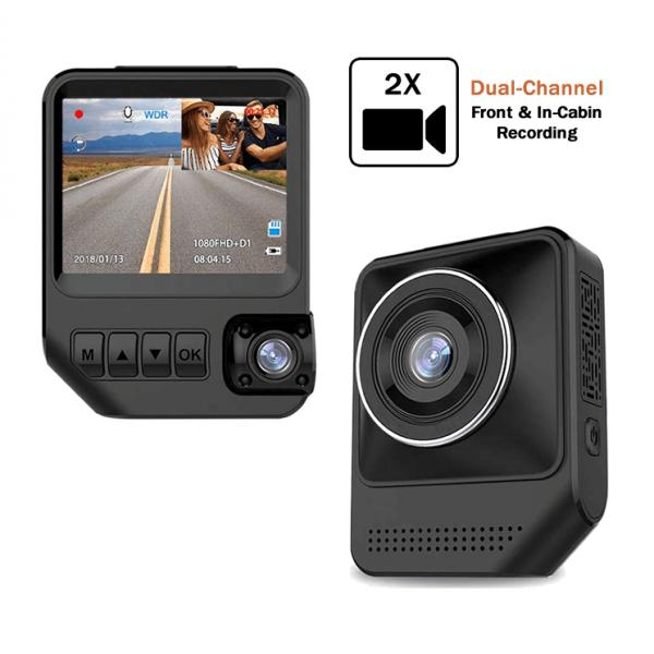 Dash Cam Front & Back (DC09) - XenonPro