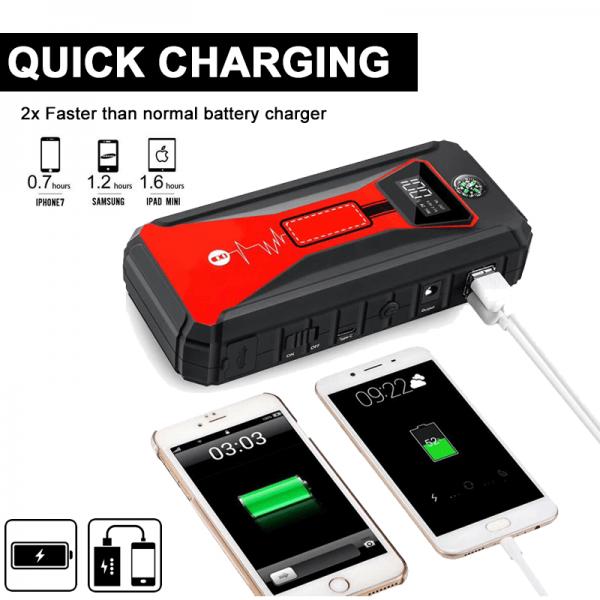 JS1004 - Quick Charging