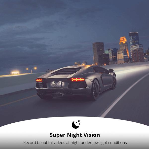 DC07 - Super Night Vision - XenonPro