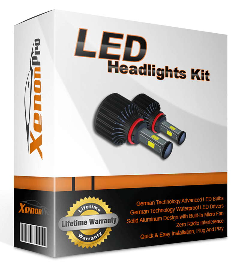 Led bulb vs conversion kit